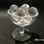天然水晶無垢玉